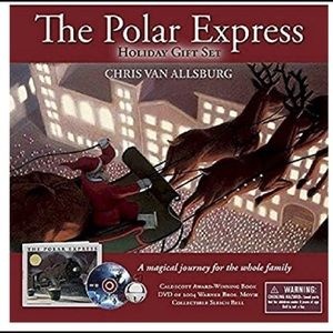 NWT Polar Express Holiday Gift Set